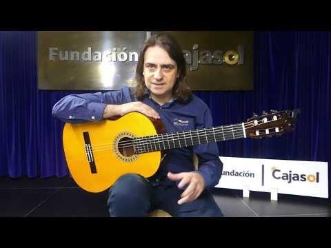 Workshop De Guitarra Flamenca Con Antonio Dovao En La Fundación Cajasol (Huelva)
