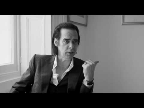 Nick Cave hates Susie moving the furniture around