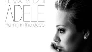 Adele - Rolling in the deep (EZHi dubstep remix)