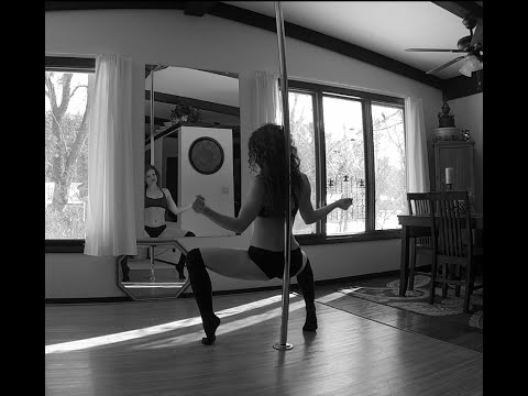 Breathe Me - Pole Dance Freestyle