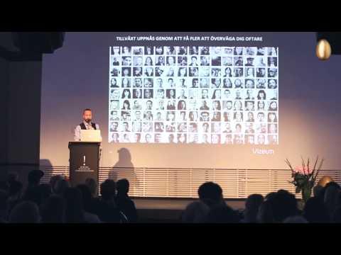 "Fredrik Hallberg: ""The dedicated consumer's death"""