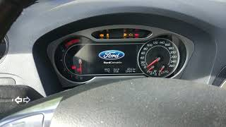 Starting Ford S-Max 2.0 tdci (2007) with good starter after repair
