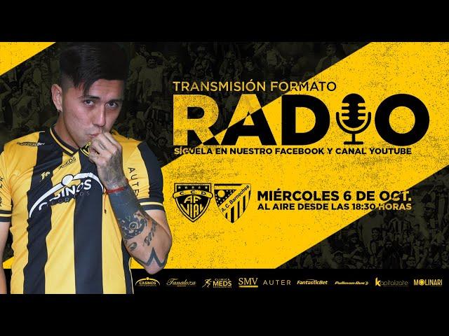Ascenso 2021: Fernández Vial vs Barnechea | Fecha 3