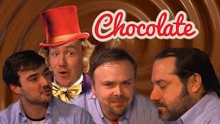 Quirky Chocolate Taste Test   Barshens