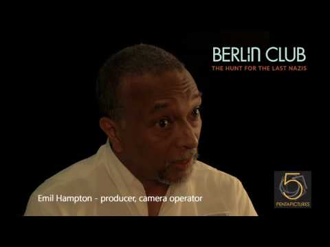 Berlin Club The Movie - Interview with Emil Hampton