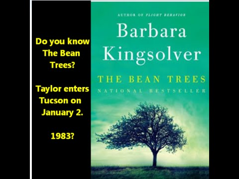 The Bean Trees -- Barbara Kingsolver visuals -- how well do you know the novel? here are details