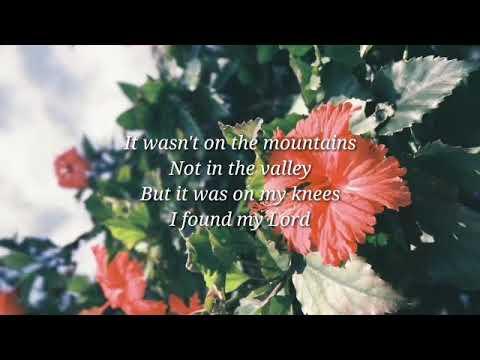 Down On My Knees (Freddie Spires)
