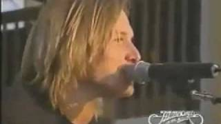 Keith Urban, I Hear Ya Knockin live from '03'