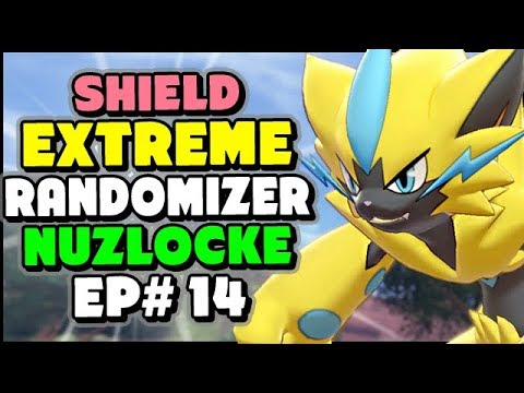 Marnie has a MYTHICAL!  Pokemon Sword and Shield Extreme Randomizer Nuzlocke Episode 14