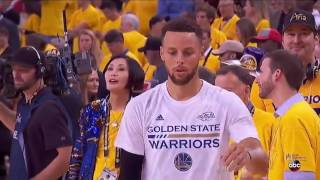 2017 NBA Playoffs Finals Warriors vs Cavaliers Intro