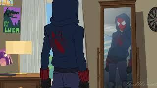 Питер Паркер создает первый свой костюм (Человек Паук | Мультсериал | 1 сезон)  (2017)