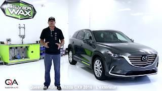 2017 Mazda CX-9 Signature en essai | L'extérieur | Partie 1/7
