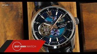 Review số 33 - Đồng hồ Orient Star Contemporary RE-DK0002L00B - Nghệ thuật của sự phức tạp