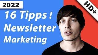 Email Marketing Tutorial: 16 Tipps für mehr Erfolg
