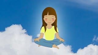 Breath Meditation For Kids 😊 ️ Mindfulness For Kids