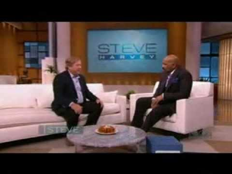 Outback Steakhouse Founder and Polo Player, Tim Gannon, on the Steve Harvey Show