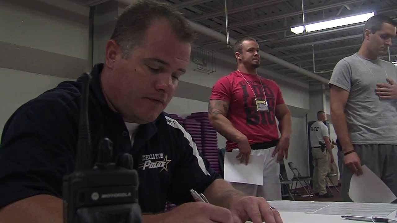 Decatur Police Department Training Decatur Illinois