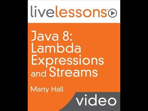 Java 8: Lambda Expressions And Streams: Lambdas Most Basic Form
