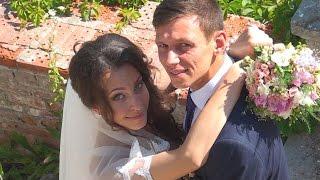 Свадебная прогулка Сергея и Татьяны.