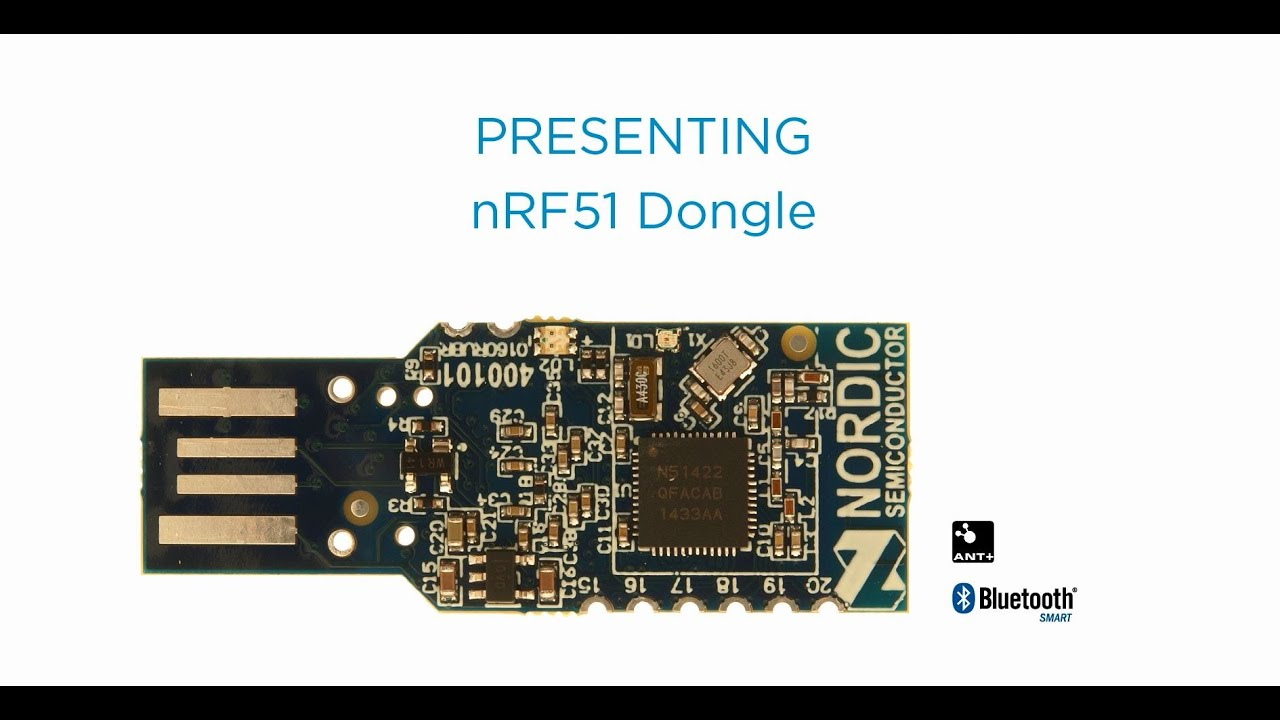 Nordic Semiconductor - nRF51 Dongle