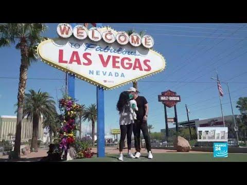 Coronavirus - Covid-19: Las Vegas ville déserte, un drame économique