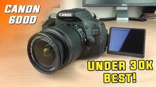 Canon 600D in Depth Review in Bangla ।। The Budget Killer under 30k ।। TUBER BiPU