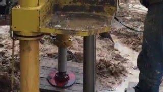 Бурение на воду осенью и зимой от компании БурАкваСтрой burakvastroy.ru(, 2015-12-12T20:04:06.000Z)