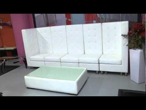 Stunning Modular Nightclub and Bar Furniture by ModernLineFurniture.com