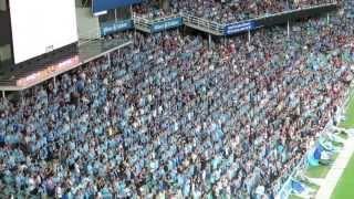 Fabulous Fans Sydney Fc v Western Sydney Wanderers