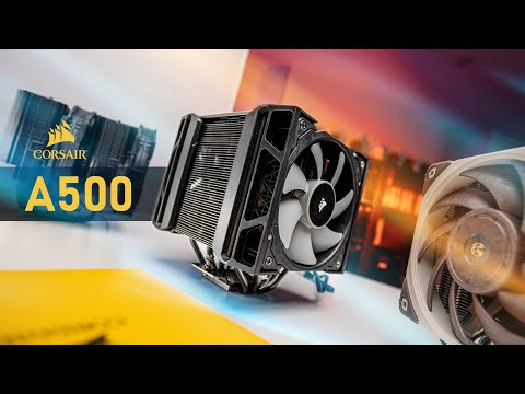 We Didn't Expect This - Corsair A500 Air Cooler Review