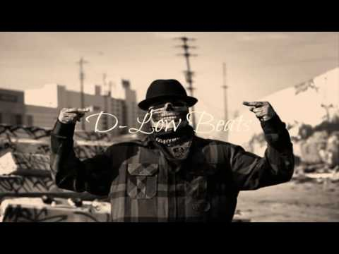 """No Mercy"" - Real 90's Old School Underground Gangsta Hip Hop Instrumental Rap Beat"