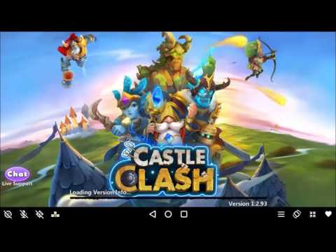 Castle Clash Hack - 100% Working