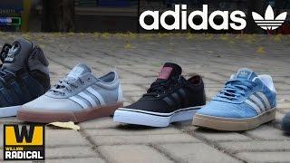 Tênis Adidas Skateboard Promo - Loja Willian Radical