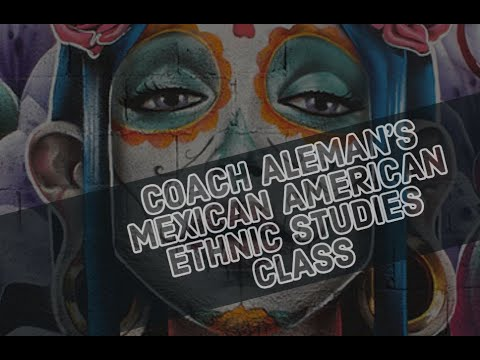 After The Mexican American War: Mexican American Ethnic Studies #3