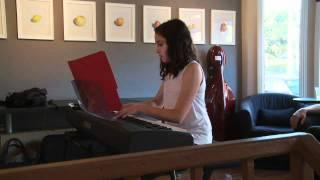 """EVELYN FLORENTINE - """"Waltz Excerpt, Opus 18"""""""