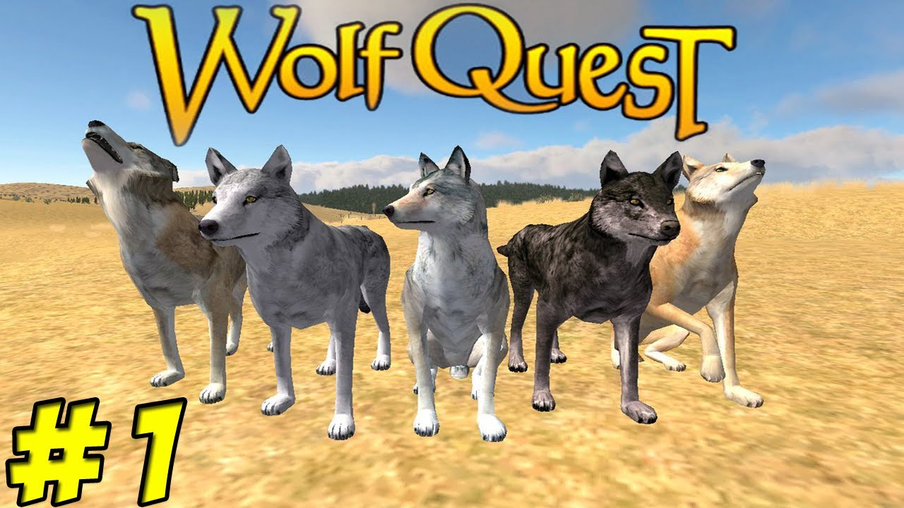 Games Like Wolf Quest