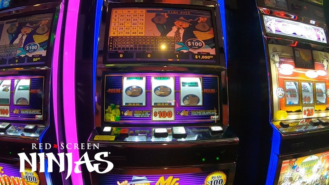 Mr Moneybags Slot