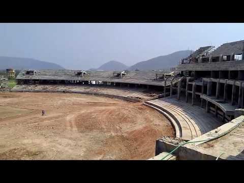 Ap Cricket Stadium In Amaravathi