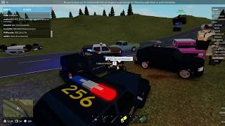 [38] MSP PATROL, GANG MANHUNT, HE GOT CHARGED WITH TREASON! Comté de New Haven ROBLOX