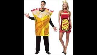 Couple Costumes - Funny Couple Halloween Costume Ideas