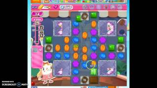 Candy Crush Level 2191 help w/audio tips, hints, tricks