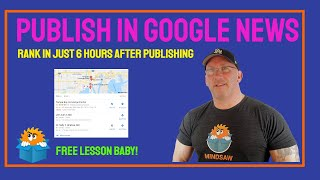 How to Get Google News Site Approval and Rank in Google Maps