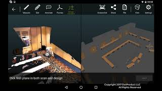 BIM Verification on the Jobsite with DotProduct's DPI-8X Handheld 3D Scanner
