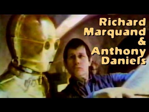 Richard Marquand & Anthony Daniels