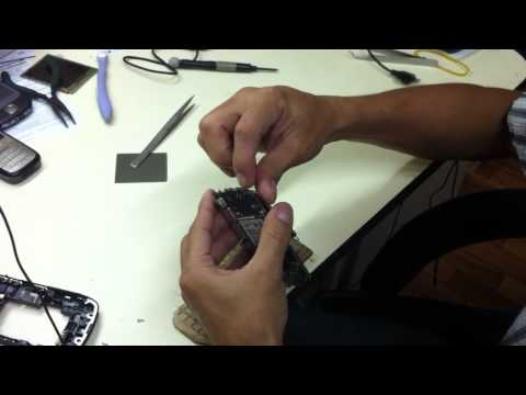 how to take a dozer track apart
