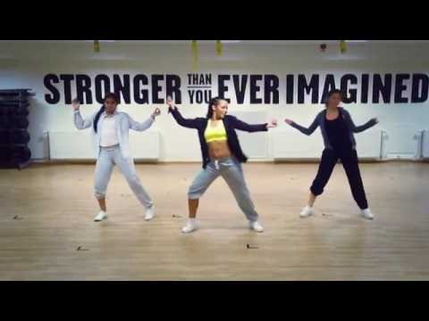 Isabella Larka - Million Pound Girl (Fuse ODG ft. Konshens) // Zumba Cooldown Choreography