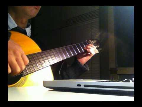Riêng Một Góc Trời - Ngô Thụy Miên (Guitar cover)