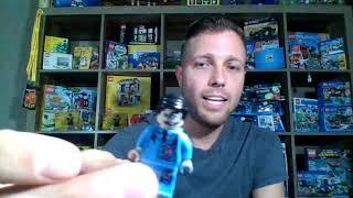 Brick lifestyle and Rare Lego NYCC Battle Damage Kraang  1/300