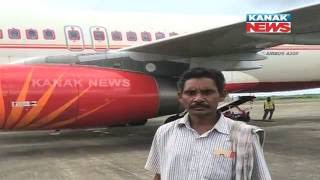 Dana Majhi Flies to Delhi To Collect Rs 8.87 Lakh From Bahrain Embassy