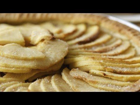 recette-:-tarte-aux-pommes-facile